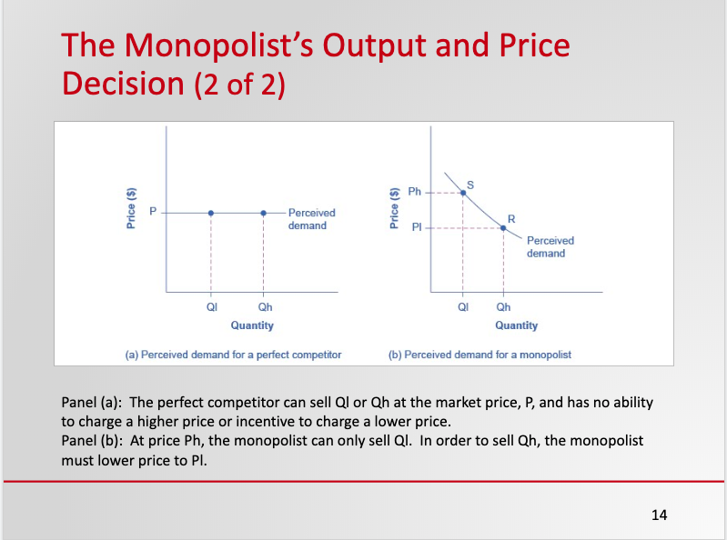 Sample Slide from Monopoly PowerPoint Presentation
