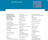 Boundless Economics