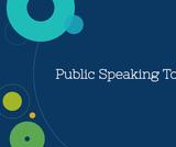 Public Speaking Course Content, Public Speaking Today, Public Speaking Today Resources