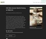 Ancient World History to 1300 C.E.