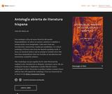 Antología Abierta De Literatura Hispana