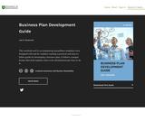 Business Plan Development Guide