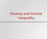 Principles of Microeconomics Course Content, Income Inequality, Poverty and Discrimination, Income Inequality, Poverty and Discrimination Resources