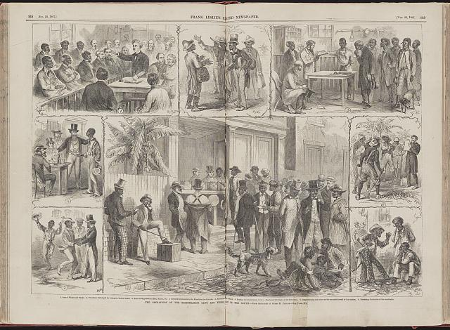 HIST 1151 American History to 1877 MORE Primary Source Readings: Unit 6 A House Divided and Rebuilt
