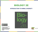 Biology I Course Content, Introduction to Animal Diversity, Introduction to Animal Diversity Resources