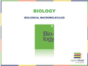 Biological Macromolecules Resources