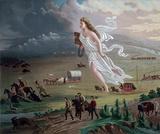 US/American History I Course Content, Manifest Destiny 1800-1860, Manifest Destiny 1800-1860