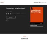 Foundations of Epidemiology