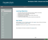 21st Century Workplace Skills: Lesson 2 Interpersonal Skills