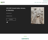 Greek Gods, Heroes, & Worship